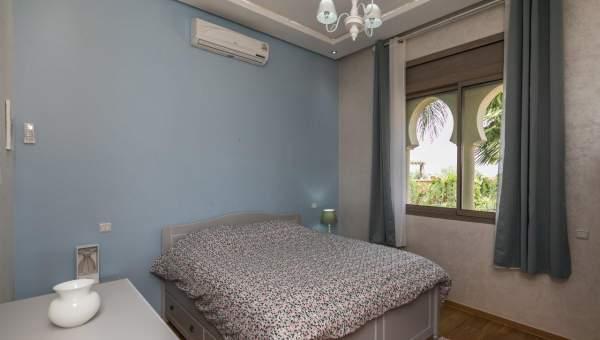 Maison à louer Marocain épuré luxe Marrakech Extérieur Route Sidi Abdellah Ghiat