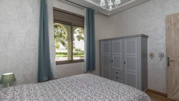 Villa à louer Marocain épuré prestige Marrakech Extérieur Route Sidi Abdellah Ghiat