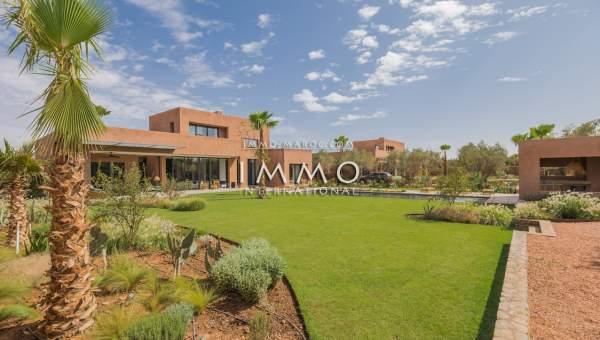 villa achat Moderne biens de prestige marrakech Marrakech Extérieur
