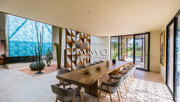Maison à vendre Contemporain propriete luxe marrakech à vendre Marrakech Palmeraie Bab Atlas