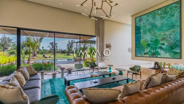 villa vente Moderne luxe Marrakech Palmeraie Bab Atlas