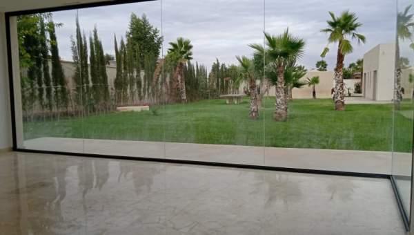 villa achat Contemporain Marrakech Extérieur