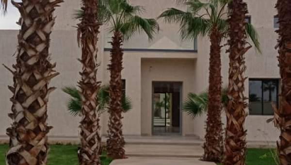 villa vente Contemporain Marrakech Extérieur
