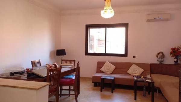 Appartement à vendre Marocain épuré Marrakech Centre ville Lycée français - Camp El Ghoul