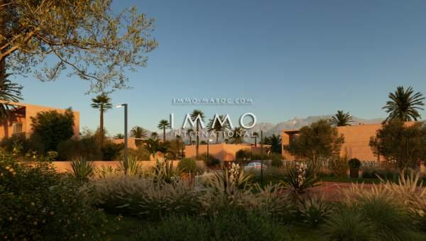 acheter maison Contemporain Marrakech Extérieur Route Ourika
