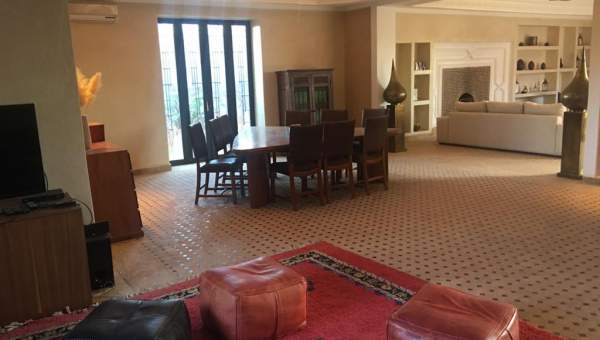 Achat villa Contemporain Marrakech Extérieur Route Fes
