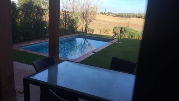 villa achat Contemporain Marrakech Extérieur Route Ourika