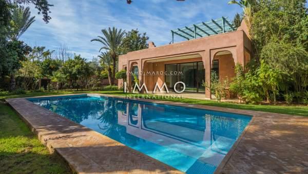 villa achat Moderne luxueuses Marrakech Centre ville Agdal - Mohamed 6