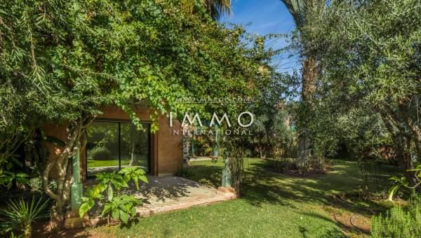Maison à vendre Contemporain prestige a vendre Marrakech Centre ville Agdal - Mohamed 6