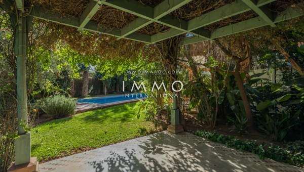 villa achat Moderne Marrakech Centre ville Agdal - Mohamed 6