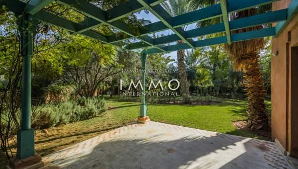 villa achat Moderne Prestige Marrakech Centre ville Agdal - Mohamed 6