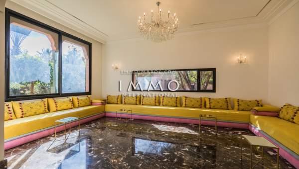 villa vente Contemporain agence immobiliere de luxe marrakech Marrakech Centre ville Agdal - Mohamed 6