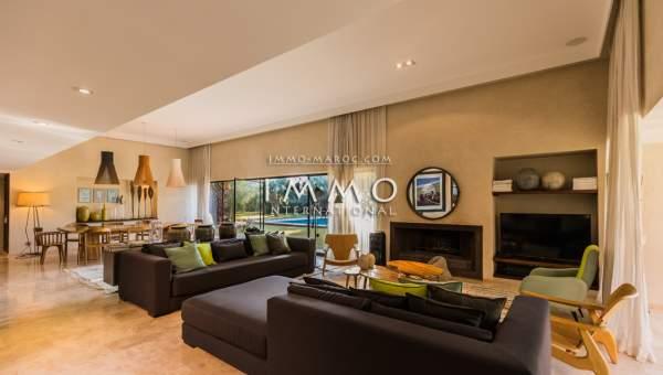 villa achat Contemporain agence immobiliere de luxe marrakech Marrakech Extérieur Route Ouarzazate