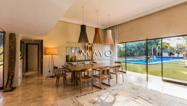 acheter maison Contemporain luxueuses Marrakech Extérieur Route Ouarzazate