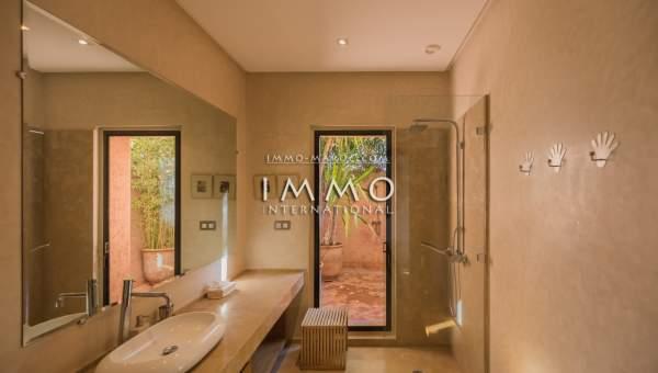 Vente villa Moderne luxueuses Marrakech Extérieur Route Ouarzazate