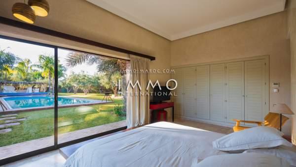 Achat villa Moderne immobilier de luxe marrakech Marrakech Extérieur Route Ouarzazate