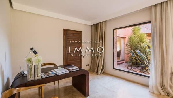acheter maison Contemporain prestige a vendre Marrakech Extérieur Route Ouarzazate