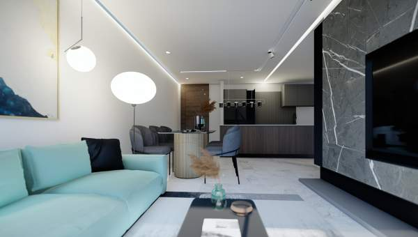 Appartement à vendre Moderne Marrakech Centre ville Guéliz