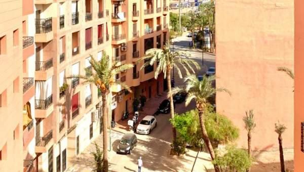 Appartement à vendre Marocain épuré Marrakech Centre ville Semlalia