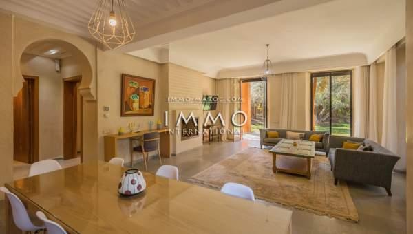 Achat villa Bureaux Moderne Marrakech Palmeraie