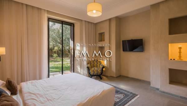 Maison à vendre Bureaux Moderne Marrakech Palmeraie