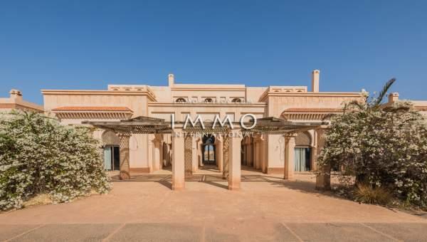 villa achat Marocain biens de prestige Marrakech Palmeraie
