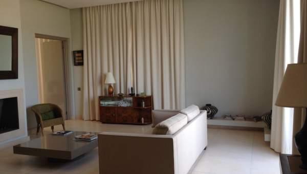 Vente villa Contemporain agence immobiliere de luxe marrakech Marrakech Extérieur Route Ourika