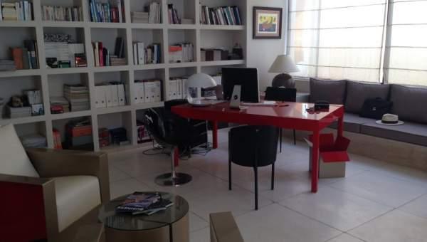 villa achat Moderne haut de gamme Marrakech Extérieur Route Ourika