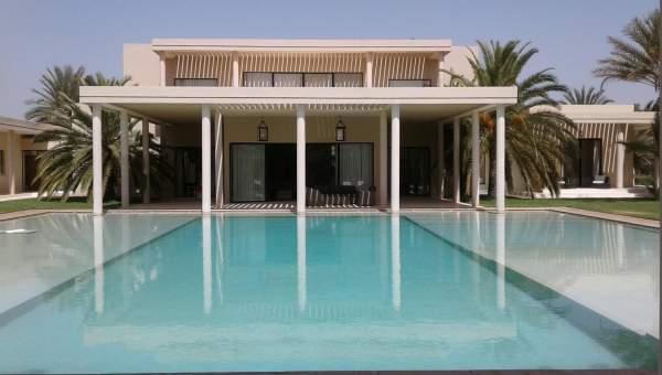 Vente villa Moderne agence immobiliere de luxe marrakech Marrakech Extérieur Route Ourika