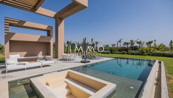 acheter maison Moderne biens de prestige Marrakech Golfs Amelkis