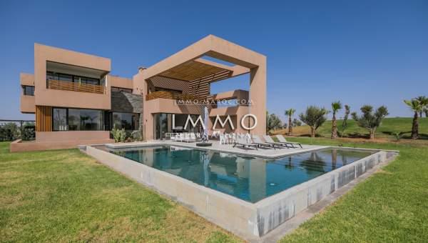 acheter maison Contemporain propriete luxe marrakech à vendre Marrakech Golfs Amelkis