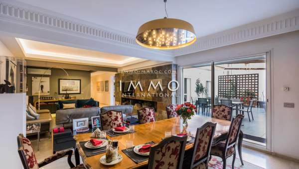 acheter appartement Moderne agence immobiliere de luxe marrakech Marrakech Centre ville Lycée français - Camp El Ghoul