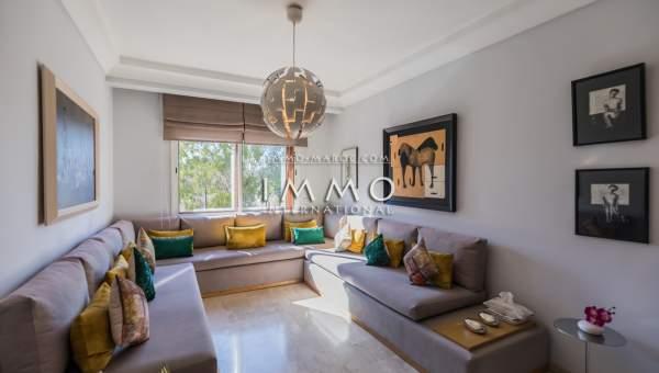 acheter appartement Contemporain prestige a vendre Marrakech Centre ville Lycée français - Camp El Ghoul