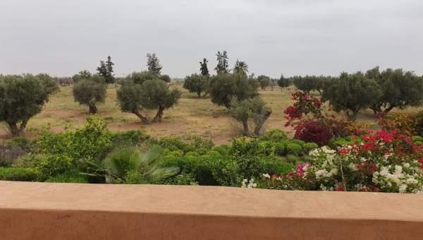 Location appartement Moderne Marrakech Extérieur Route Fes Ecole américaine