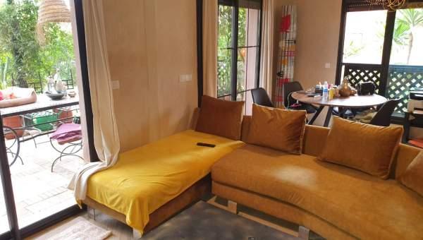 Appartement à louer Moderne Marrakech Extérieur Route Fes Ecole américaine