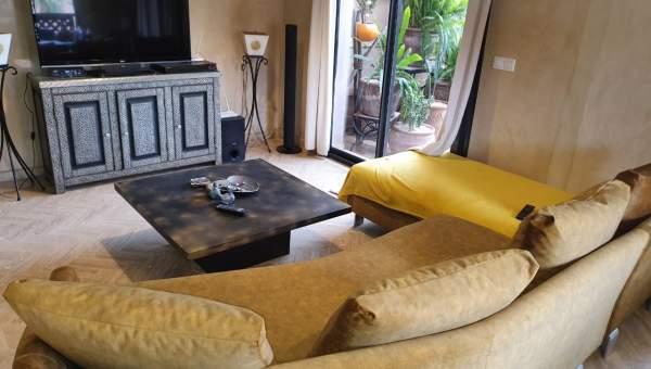 Location appartement Contemporain Marrakech Extérieur Route Fes Ecole américaine