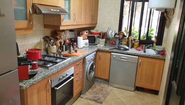 Appartement à louer Contemporain Marrakech Extérieur Route Fes Ecole américaine