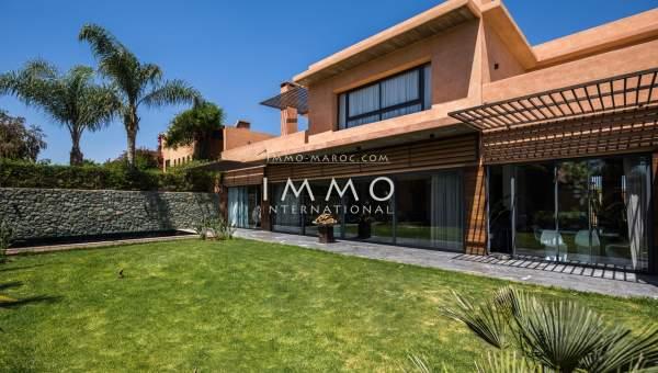 acheter maison Moderne Marrakech Golfs Extérieur