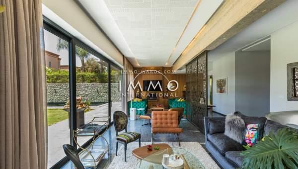Maison à vendre Contemporain Marrakech Golfs Extérieur