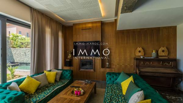 acheter maison Contemporain Marrakech Golfs Extérieur