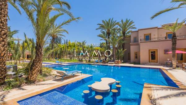 acheter maison Marocain propriete luxe marrakech à vendre Marrakech Palmeraie Palmariva – Dar tounsi
