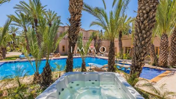 Villa à vendre Marocain immobilier luxe à vendre marrakech Marrakech Palmeraie Palmariva – Dar tounsi