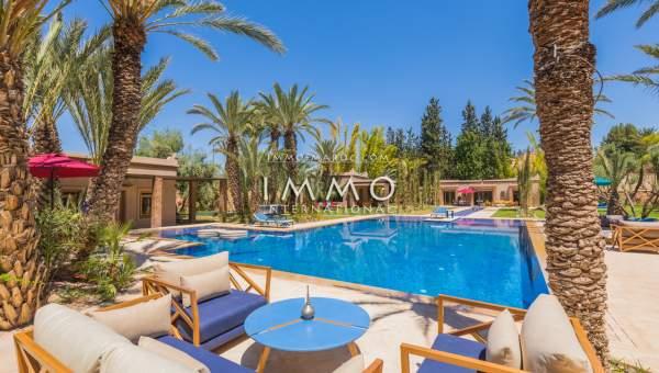 acheter maison Marocain immobilier de luxe marrakech Marrakech Palmeraie Palmariva – Dar tounsi