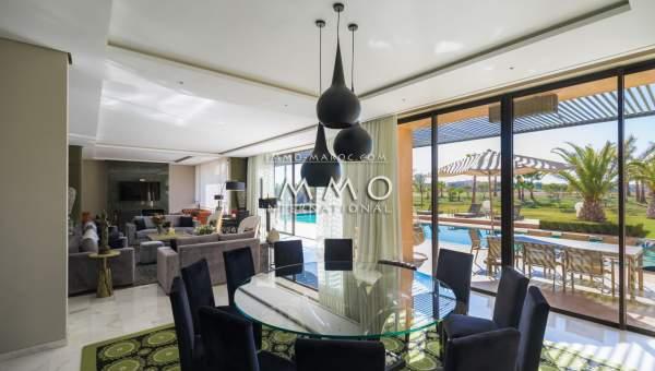 Maison à vendre Moderne luxueuses Marrakech Golfs Amelkis