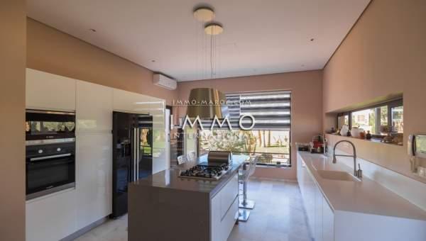 Vente maison Contemporain biens de prestige marrakech Marrakech Golfs Amelkis