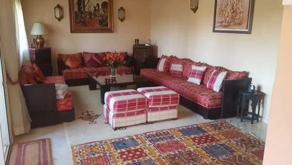 Vente appartement Marocain épuré Marrakech Palmeraie Circuit Palmeraie