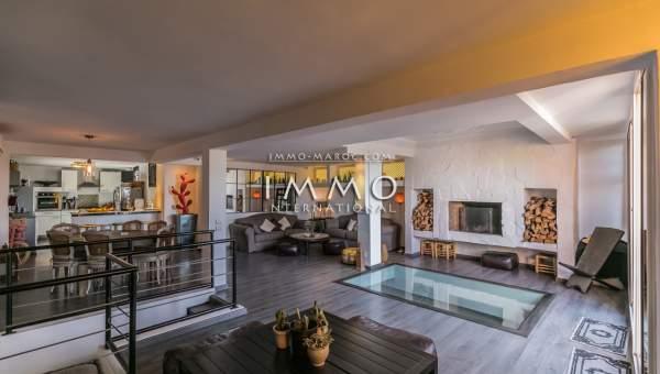 Riad à vendre Prestige Marrakech Place Jamaa El Fna