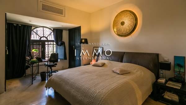achat riad prestige a vendre Marrakech Place Jamaa El Fna