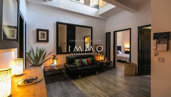 riad vente luxe Marrakech Place Jamaa El Fna