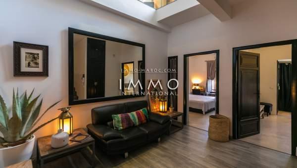riad vente de prestige Marrakech Place Jamaa El Fna